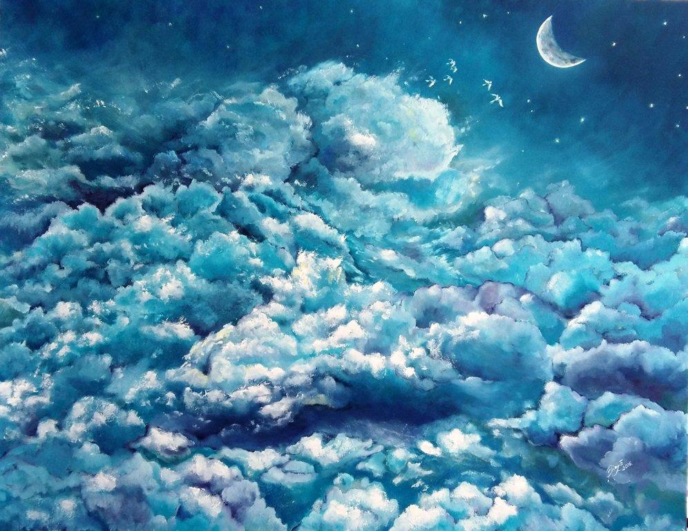 Sky - sea