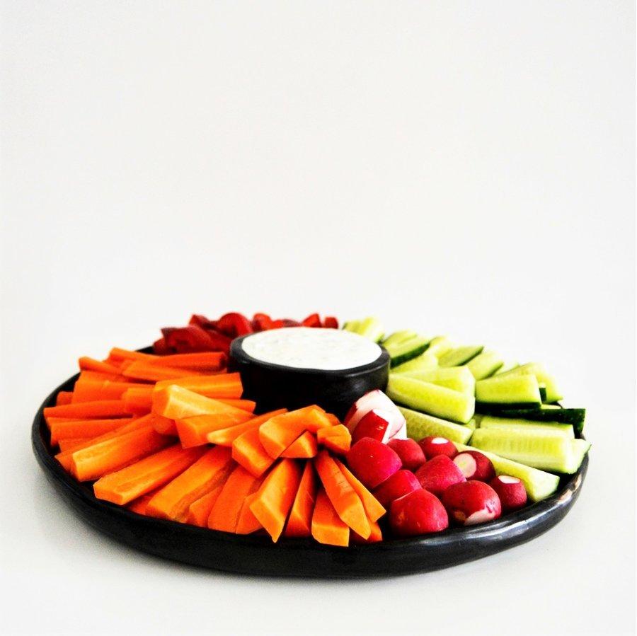 Pusdienu šķīvis