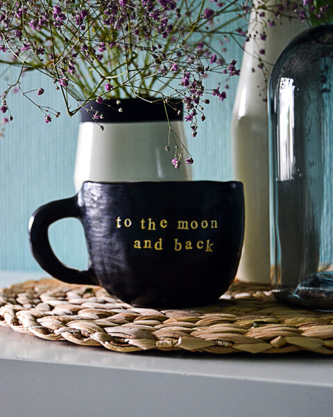 Krūze ''to the moon and back'' L