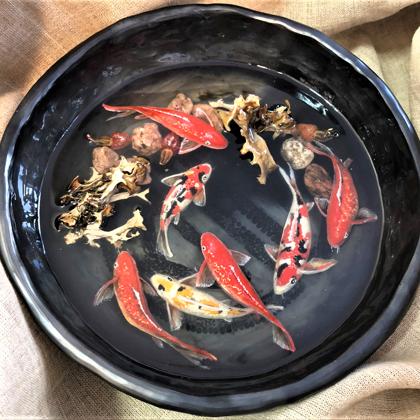 Zivtiņu talismani - 3D tehnika